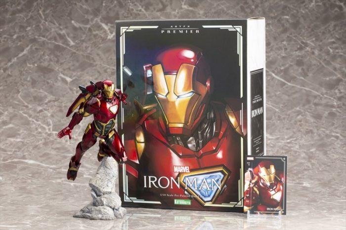 Kotobukiya: Iron Man ARTFX Premier –