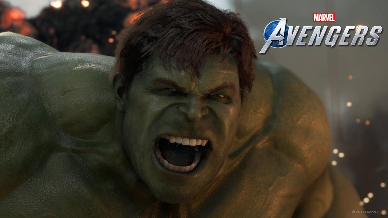 Gamescom 2019: Square Enix ha pubblicato l' A-Day gameplay ufficiale di Marvel's Avengers