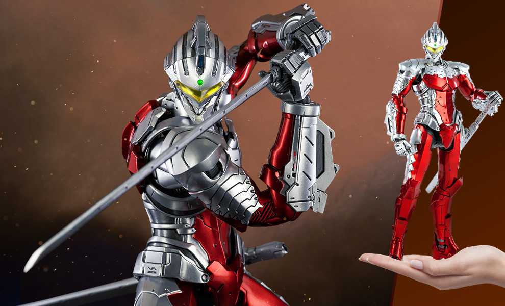Ultraman ver7 (Anime Version) – da Threezero