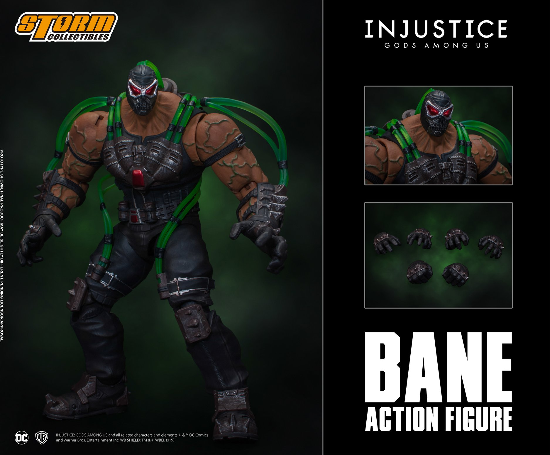Bane (Injustice Gods Among Us) da Storm Collectibles