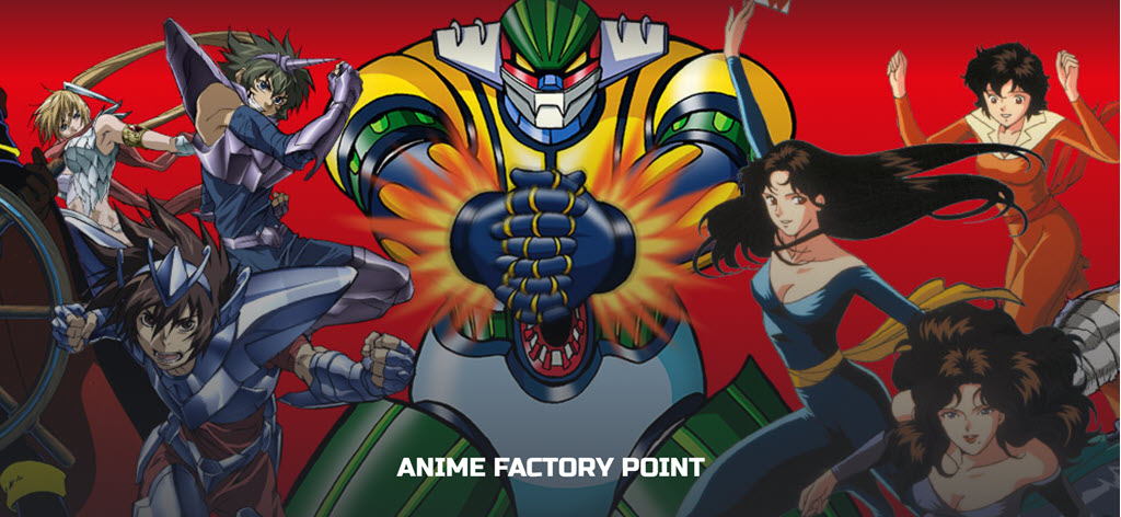 Anime Factory Point