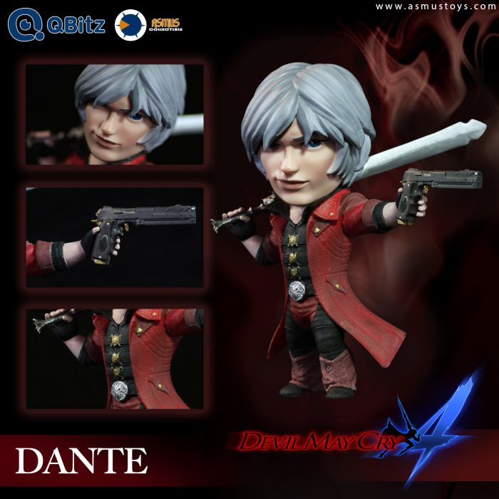 Asmus Toy: Dante Q-Blitz (Devil May Cry 4)
