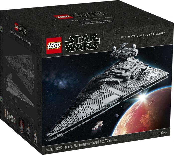 LEGO Star Wars Star Destroyer (75252)
