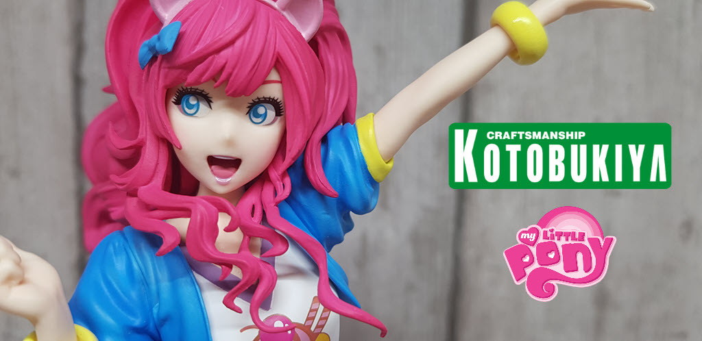 My Little Pony Pinkie Pie Bishoujo di Kotobukiya – Recensione
