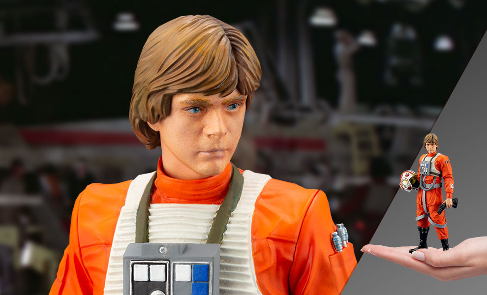 Luke Skywalker (X-Wing Pilot) by Kotobukiya