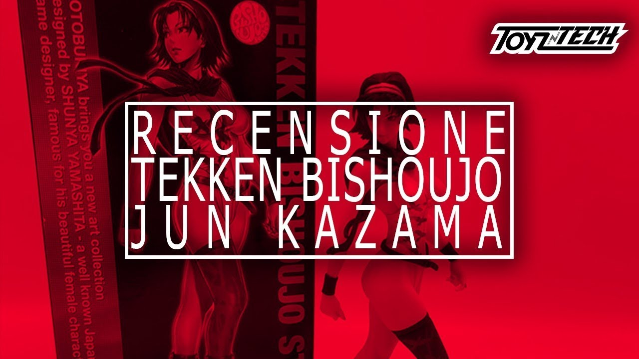 Kotobukiya Jun Kazama Bishoujo – Tekken Tag Tournament 2 – Videorecensione