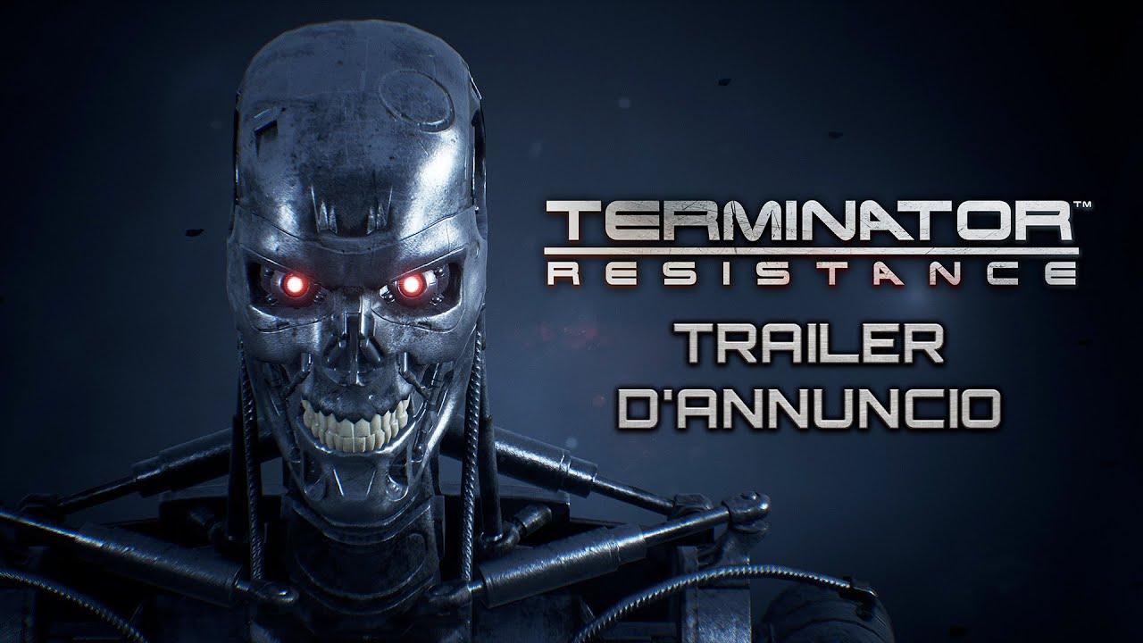 TERMINATOR: RESISTANCE – Trailer e data d'uscita del gioco