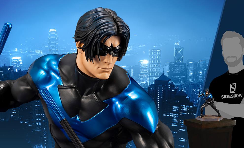 Nightwing, la nuova statua di Kotobukiya