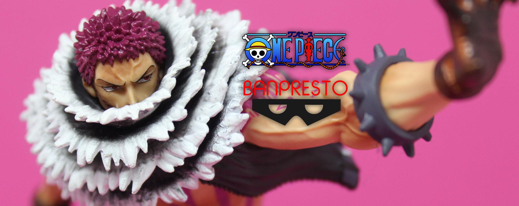 Charlotte Katakuri (One Piece) Banpresto: la recensione