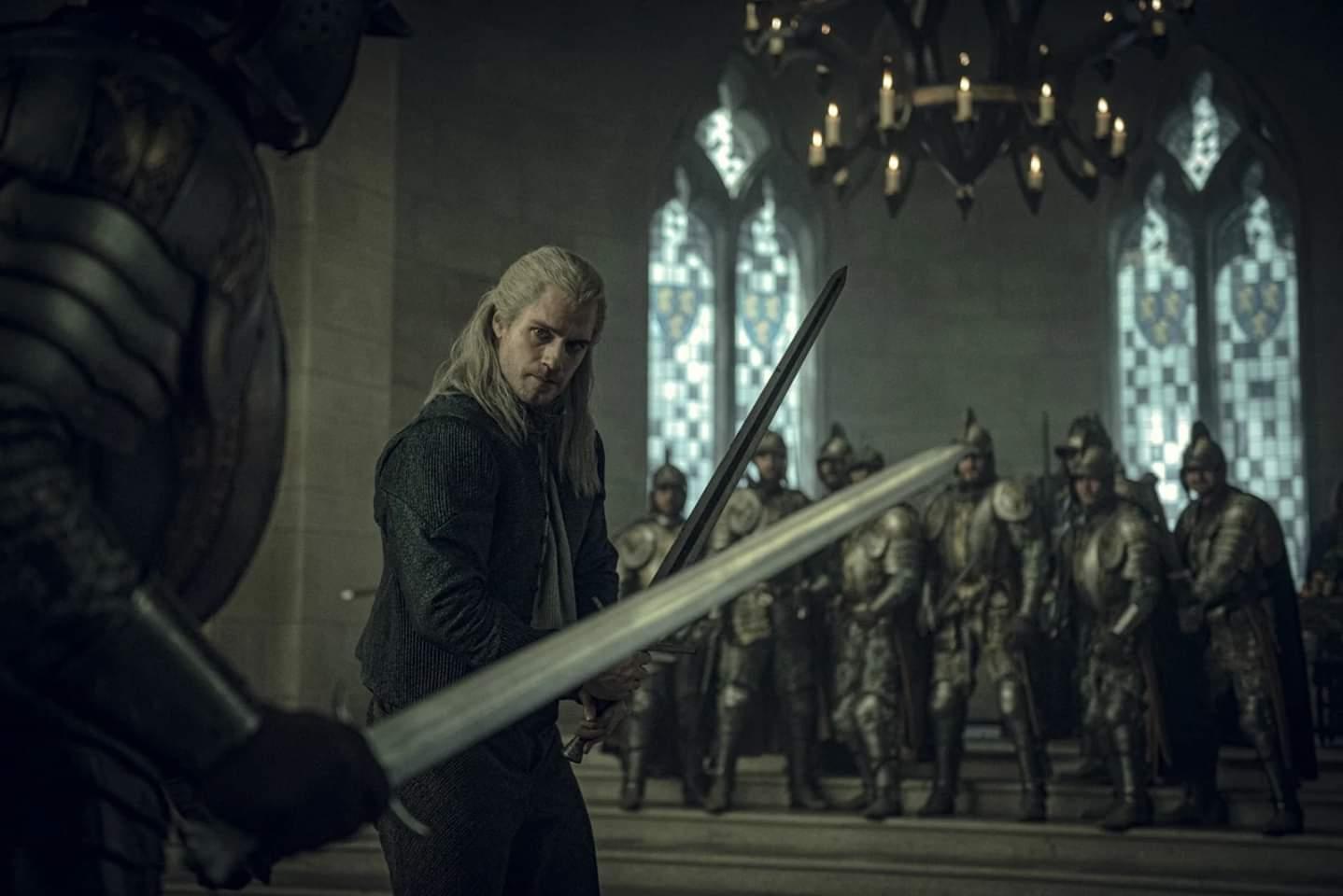 The Witcher, nuove immagini da Netflix