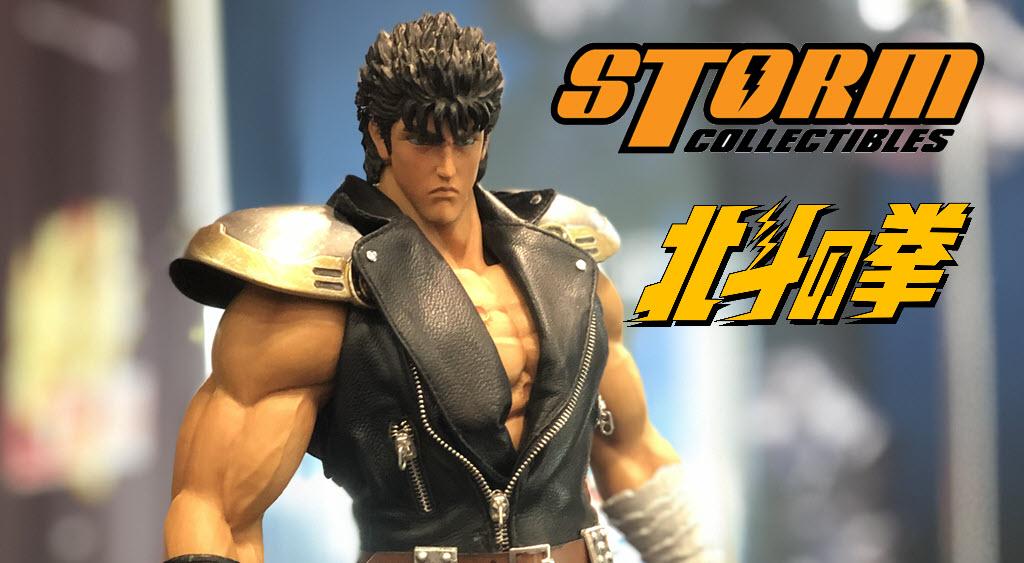 NYCC19: Kenshiro dalla Storm Collectibles