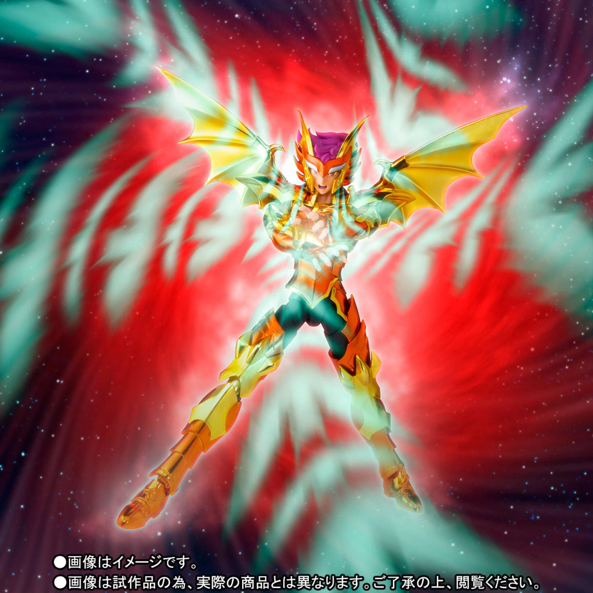 Io di Scylla Myth Cloth EX di Tamashii Nations