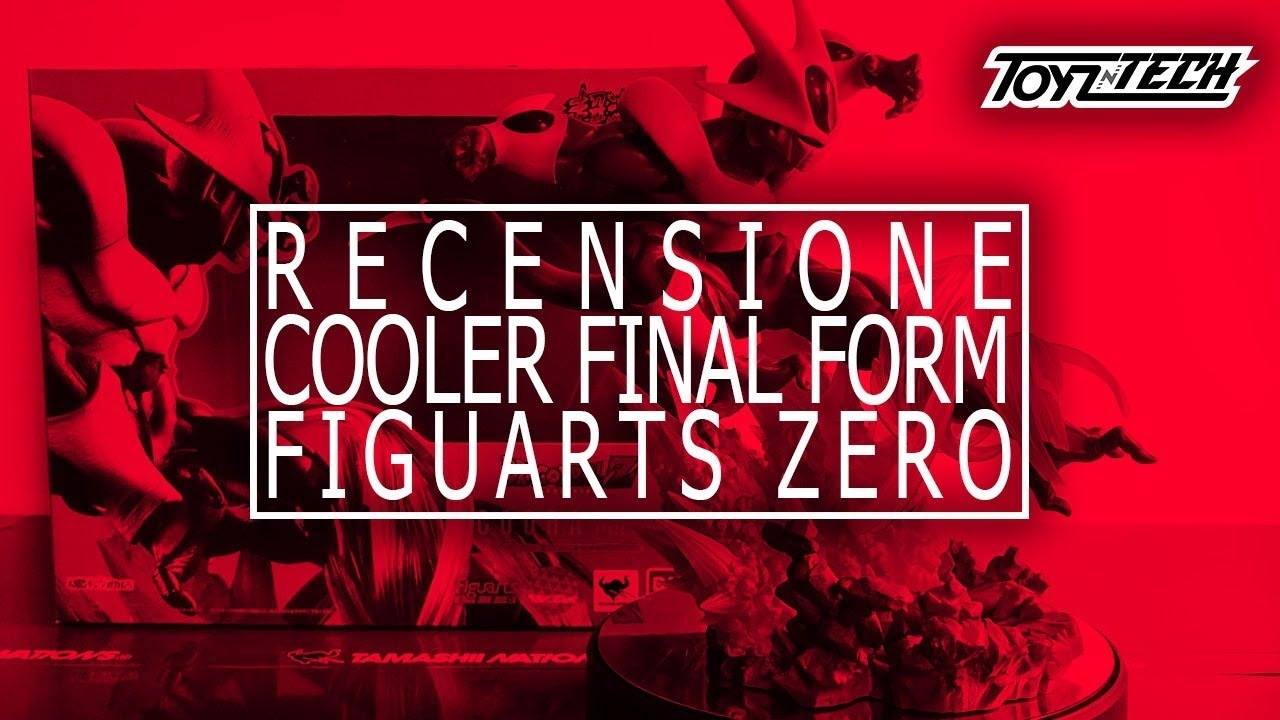 Cooler Final Form – Figuarts Zero
