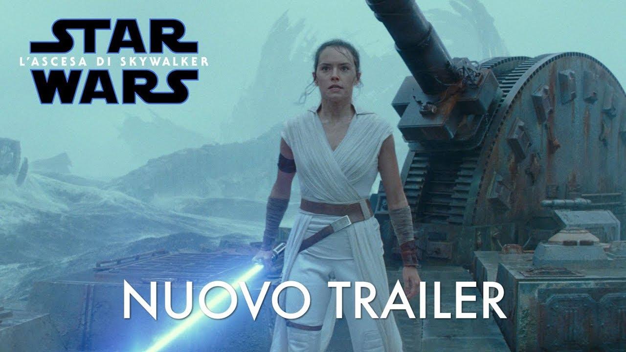 Star Wars: L'Ascesa di Skywalker   Trailer finale