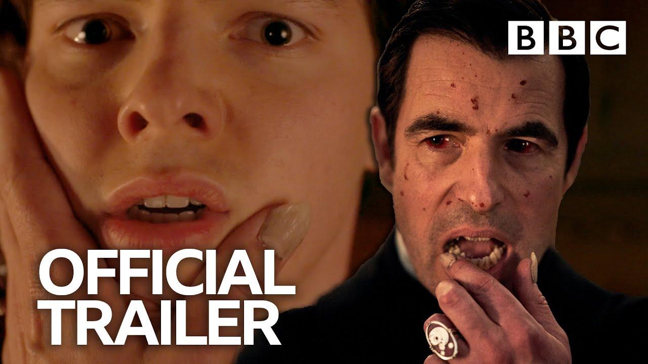 Dracula, la serie BBC dai creatori di Sherlock