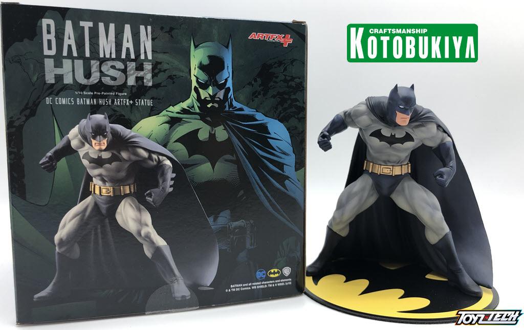 ARTFX+ Batman Hush – Recensione