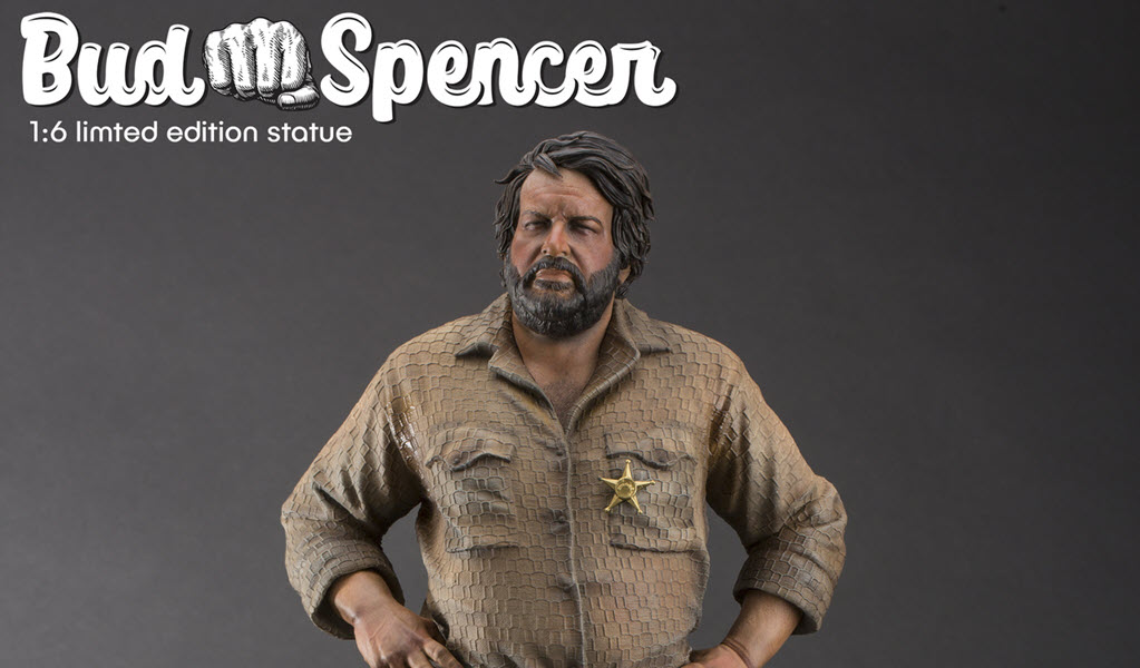 Infinite Statue: Bud Spencer 1/6