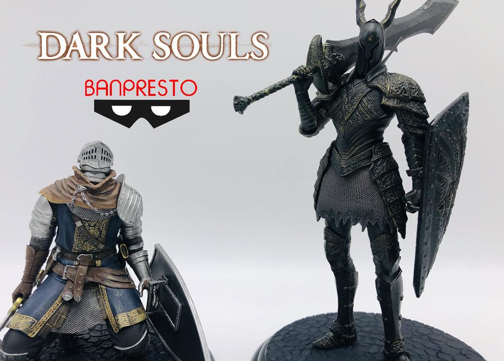 Banpresto Dark Souls – Recensione