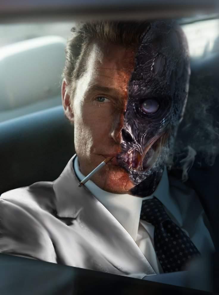 "Matthew McConaughey sarà Harvey Dent in ""The Batman"" ?"