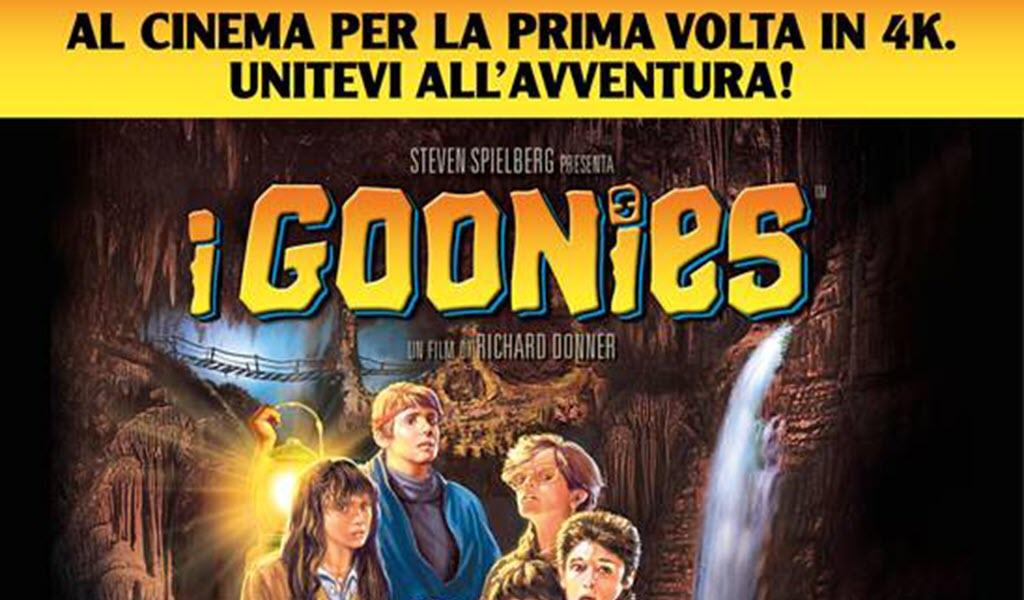 I Goonies tornano al cinema