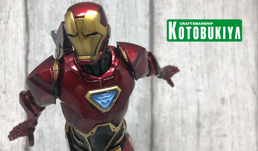 Iron Man ARTFX Premiere da Kotobukiya