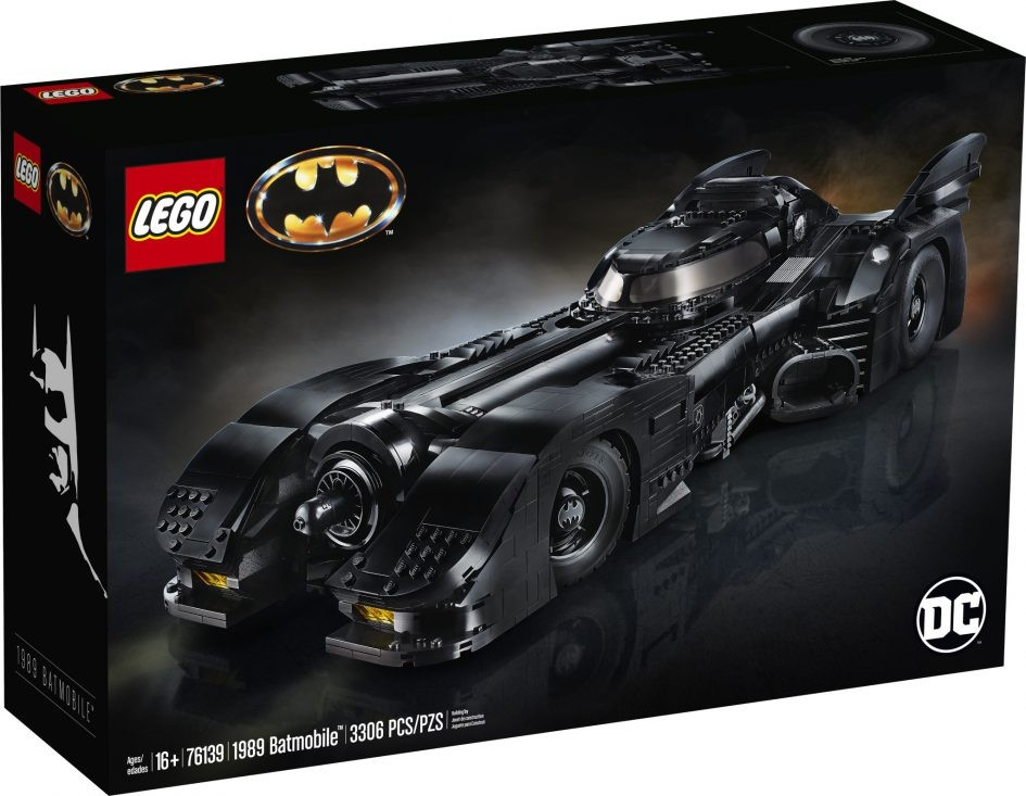 LEGO Batman: Batmobile 1989 (76139)