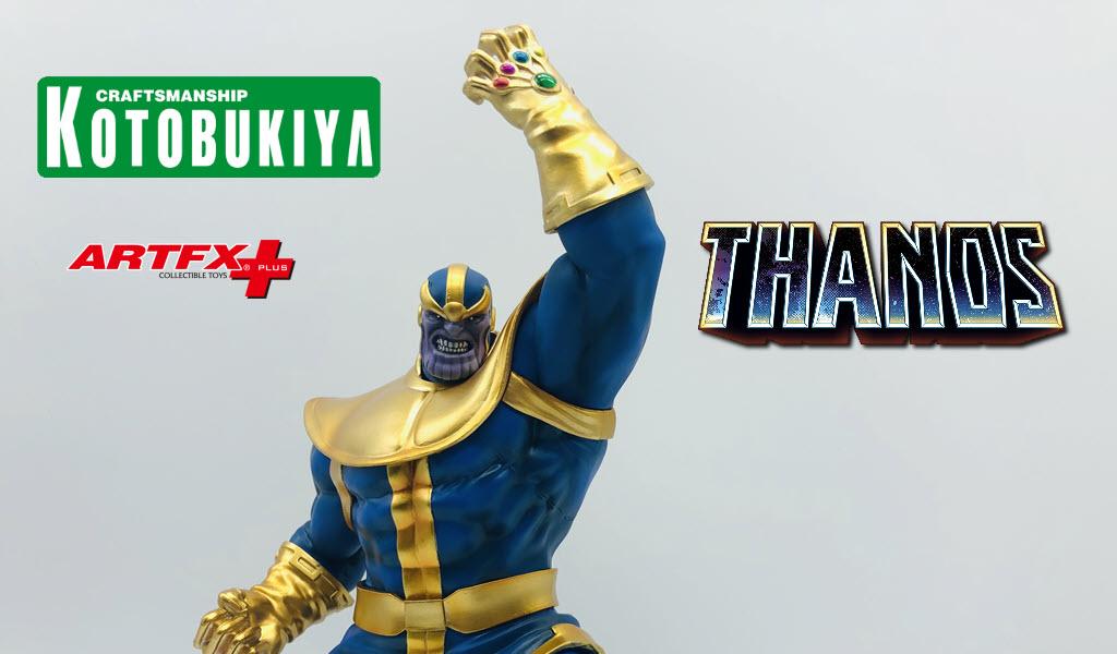 Recensione: Thanos Artfx+