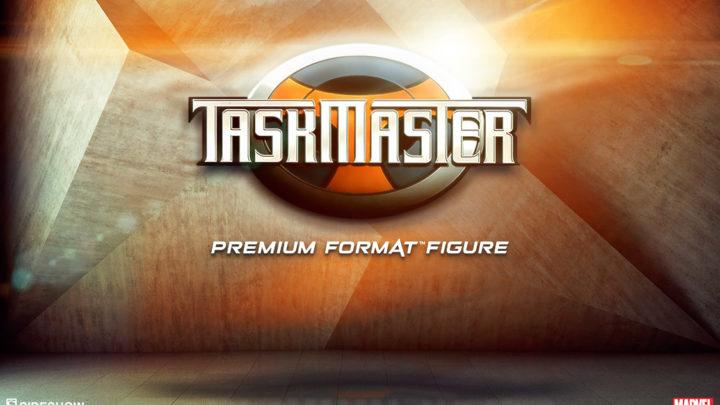 12 days of Sideshow: Taskmaster Premium Format