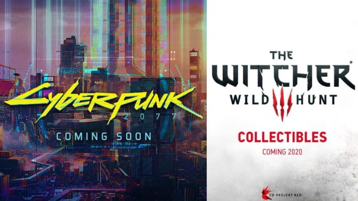 12 days of Sideshow: Cyberpunk 2077 e The Witcher