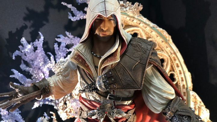 ASSASSIN'S CREED: ANIMUS EZIO dalla Pure Arts