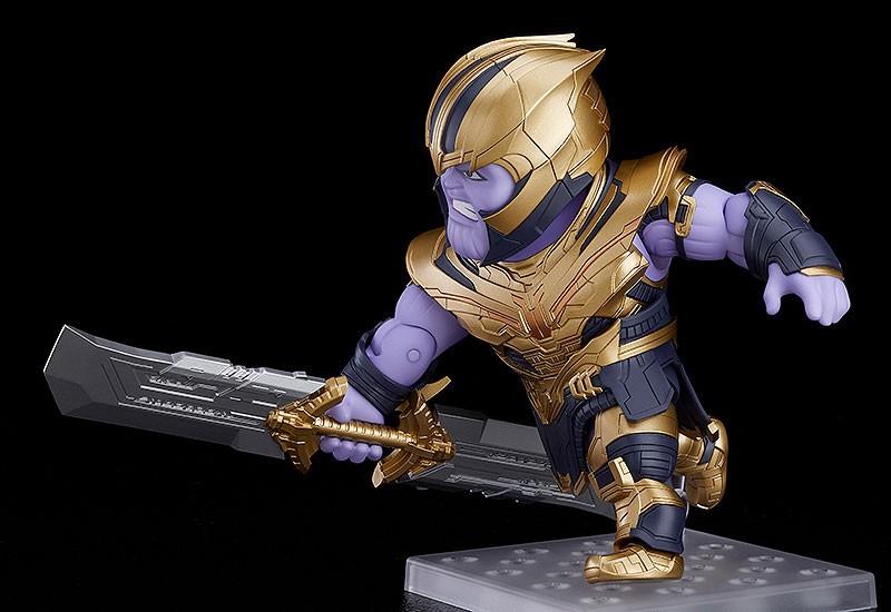 "Good Smile Company presenta Thanos Nendoroid da ""Avengers: Endgame"""