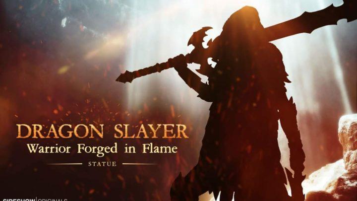 12 days of Sideshow: Bounty Hunter, Dark Sorcerer e Dragon Slayer