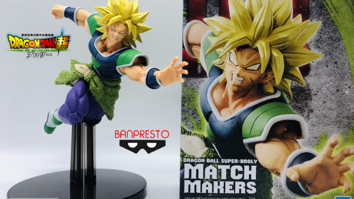 Super Saiyan Broly Match Makers di Banpresto – Recensione