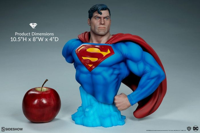 Sideshow Collectibles:  Superman Bust