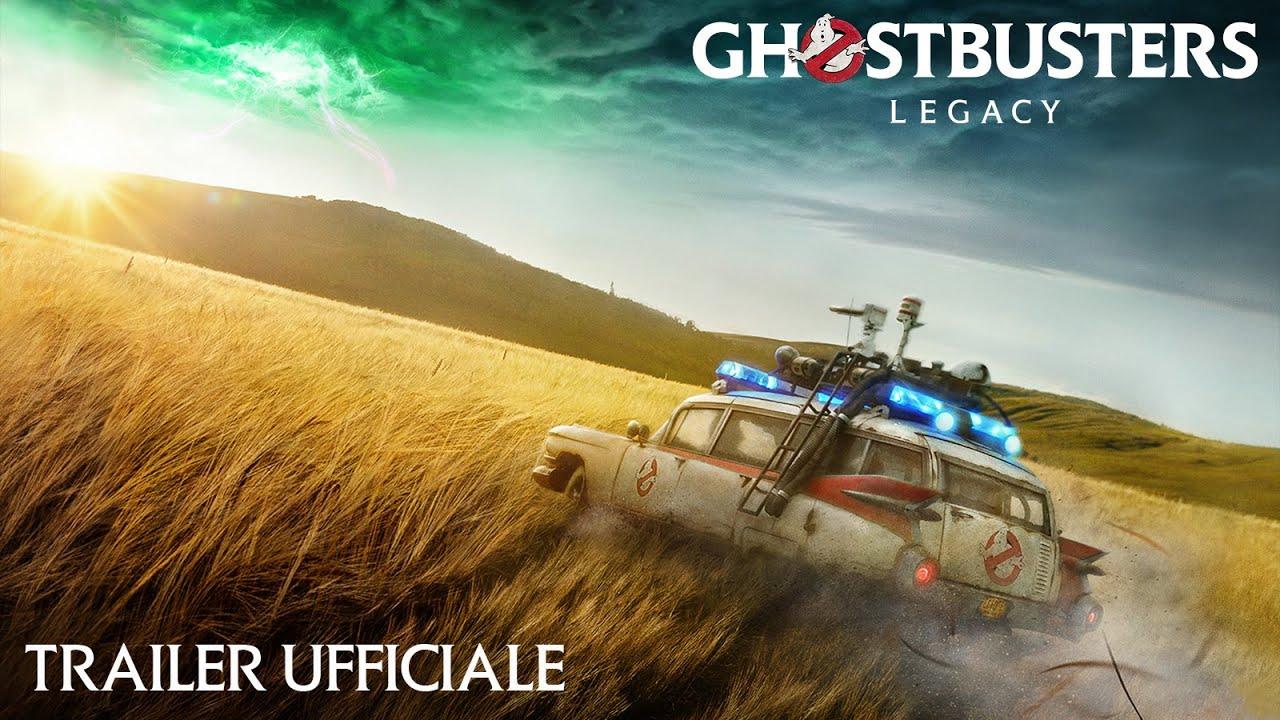 Ghostbuster 3 Legacy –  il primo Trailer ufficiale