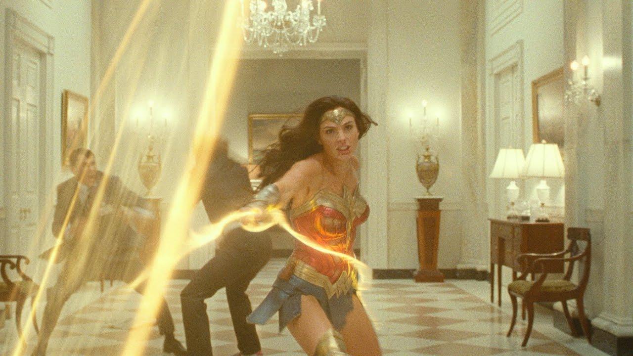 Wonder Woman 1984: il primo Trailer Ufficiale Italiano