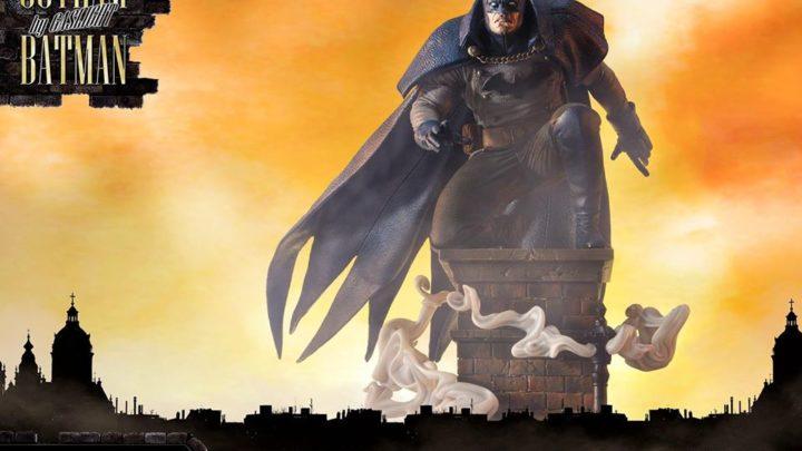 Prime 1: Gotham By Gaslight Batman Blue V.