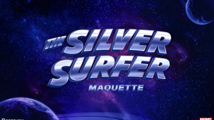 12 days of Sideshow: Silver Surfer Maquette