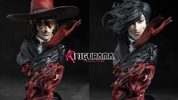 Figurama Collector annuncia Alucard of Hellsing Ultimate Elite Bust