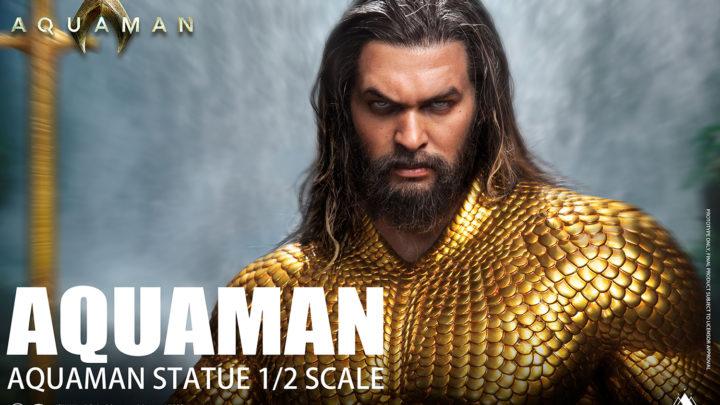 Aquaman 1/2 dalla Queen Studios