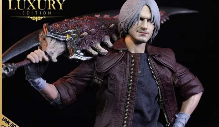 "Asmus Toy: Dante 1/6 da ""Devil May Cry 5"""