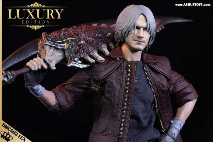 "Asmus Toy: Dante 1/6 da ""Devil May Cry 5"""
