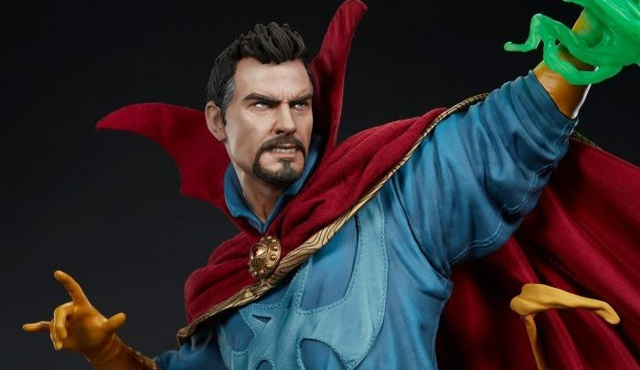 Sideshow: Doctor Strange Maquette