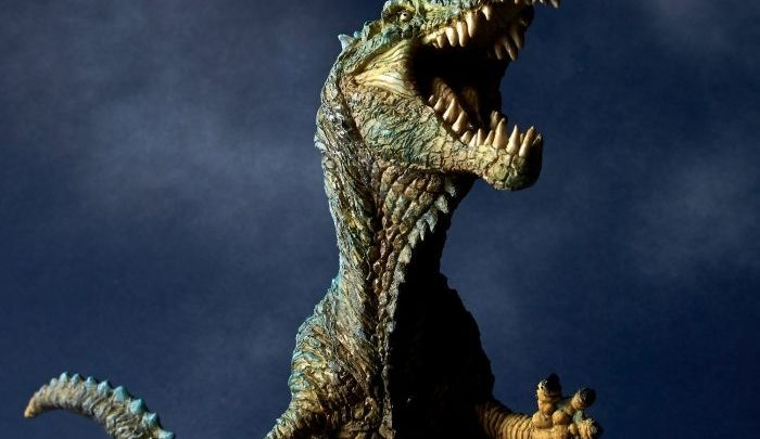"Gecco: Spinosaurus ""Dinomation"" Pre-painted Statue"