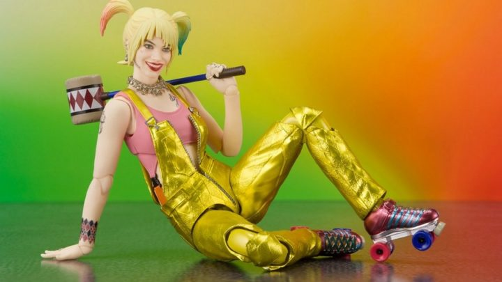 Harley Quinn (Birds Of Prey) S.H.Figuarts di Tamashii Nations