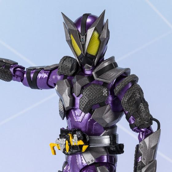 Kamen Rider Horobi Sting Scorpion S.H.Figuarts di Tamashii Nations