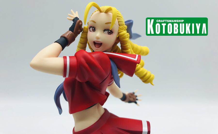 Karin Kanzuki Street Fighter Bishoujo di Kotobukiya- Recensione