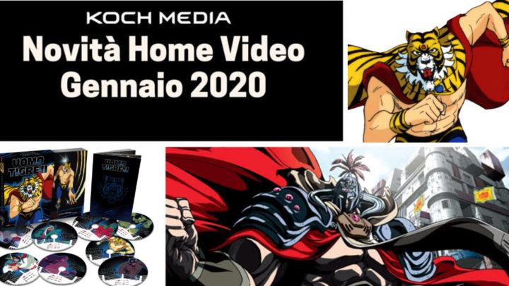 Anime Factory: Le novità Home Video di gennaio 2020