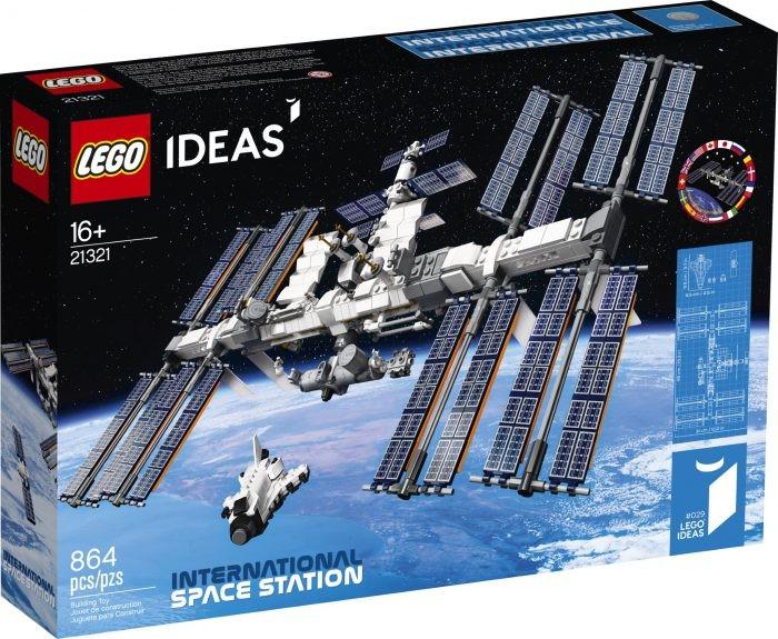 LEGO Ideas: International Space Station 21321