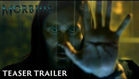 Jared Leto nel film Marvel – Morbius. Il primo trailer